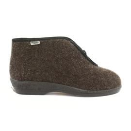 Befado ženske cipele pu 041D048 smeđ