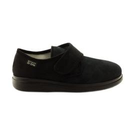 Fekete Befado női cipő pu 036D007