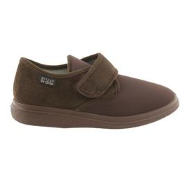 Befado ženske cipele pu 036D008 smeđ