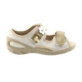 Befado dječje cipele pu 065X121 žuti