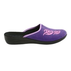 Befado ženske cipele pu 552D001 purpurna boja