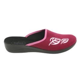 Rózsaszín Befado női cipő pu 552D003