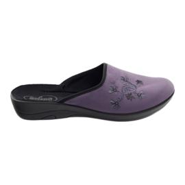 Befado ženske cipele pu 552D006 purpurna boja