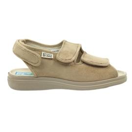 Befado ženske cipele pu 676D004 smeđ