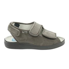 Befado ženske cipele pu 676D006 siva