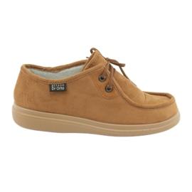 Befado ženske cipele pu 871D005 smeđ