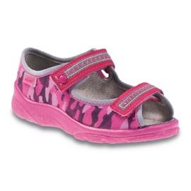 Rózsaszín Befado gyermekcipő 969X120