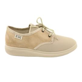Befado ženske cipele pu 990D002 smeđ