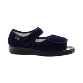 Befado ženske cipele pu 989D002 mornarica