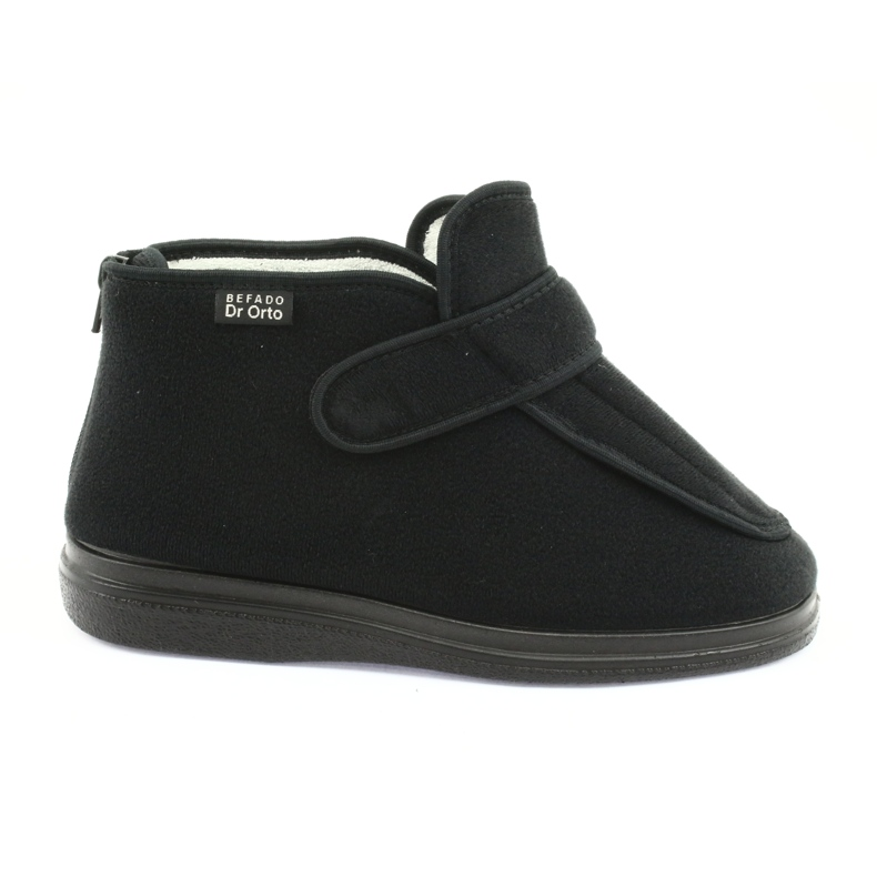Befado ženske cipele pu orto 987D002 crna