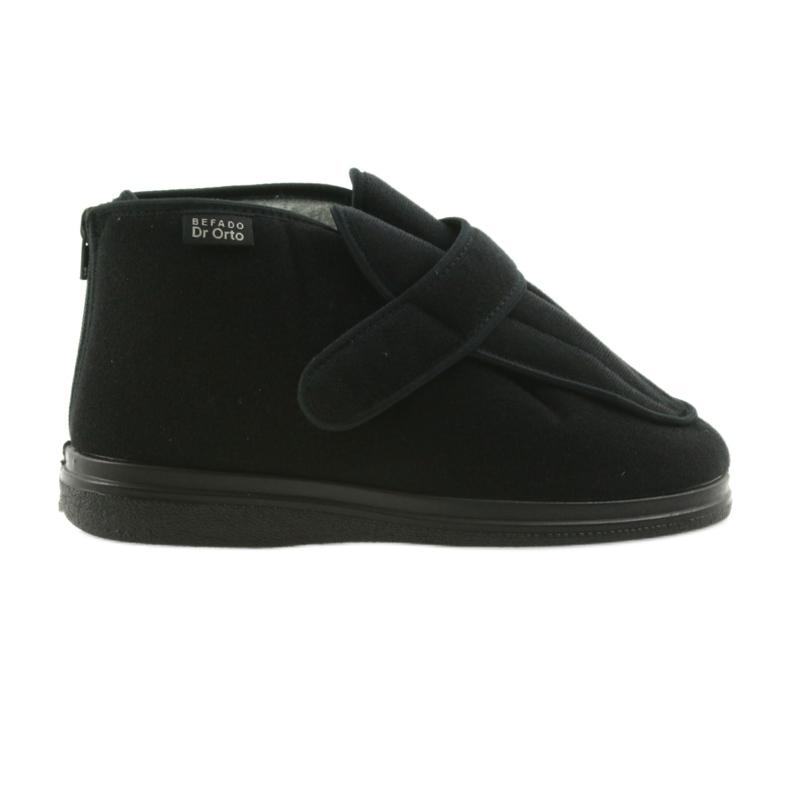 Muške cipele Befado pu orto 987M002 crna
