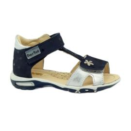 Velcro sandale Bartuś 138 mornarsko plava