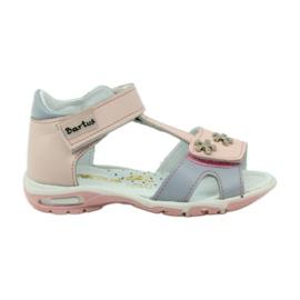 Velcro sandale Bartuś 138 ružičaste