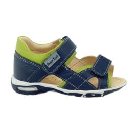 Velcro sandale Bartuś 137 mornarsko plava