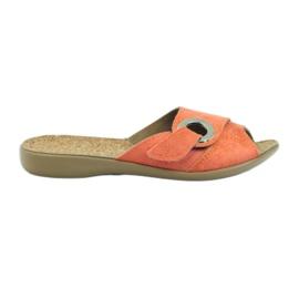 Befado ženske cipele pu 265D006 narančasta