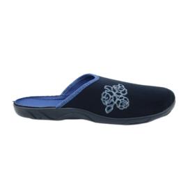 Befado šarene ženske cipele pu 235D157 mornarica