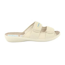 Smeđ Adanex elastične papuče