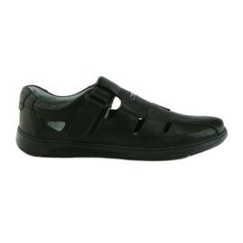 Szürke Riko cipő férfi 851 szandál