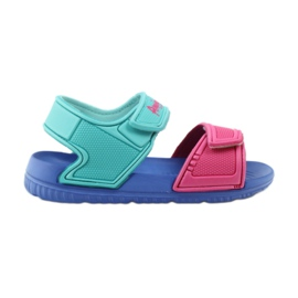 American Club Plave dječje sandale američkog kluba za vodu 6631