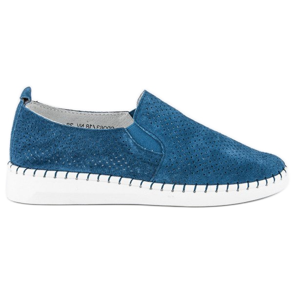 Filippo Otvorene klizne cipele plava