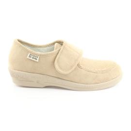 Befado ženske cipele pu 984D011 smeđ