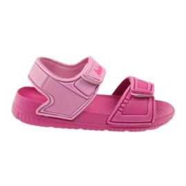 American Club ružičaste dječje sandale do vode roze
