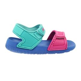 American Club Plave dječje sandale američkog kluba do vode