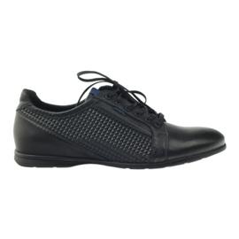 Sportcipő Badura 3457 fekete