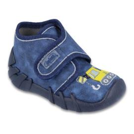 Kék Befado gyermekcipő 525P012