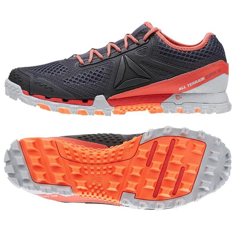Cipele za trčanje Reebok ALl Terrain W 3.0 siva