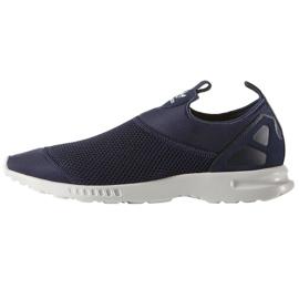 Adidas Originals Zx Flux glatko klizanje na W cipelama S78958 mornarica