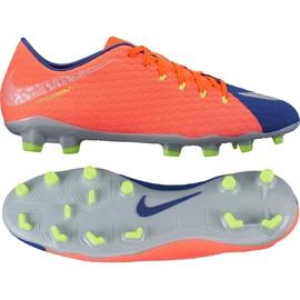 Futballcipők Nike Hypervenom Phelon Iii Fg M 852556-409
