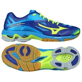 Odbojkaške cipele Mizuno Wave Lightning Z2 M V1GA160043 plava plava