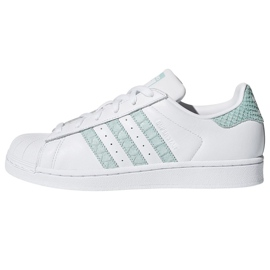 Bijela Cipele Adidas Originals Superstar u CG5461