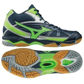 Odbojkaške cipele Mizuno Wave Hurricane 2 Mid M V1GA164536