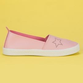 Kylie Slip-on tenisice roze