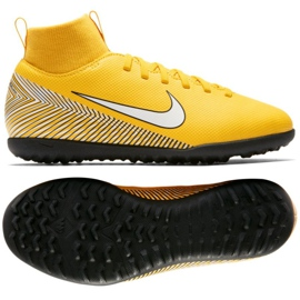 Futballcipők Nike Mercurial Superfly 6 Club Neymar Tf Jr AO2894-710