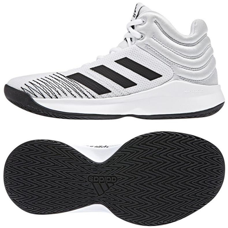 Košarkaške cipele adidas Pro Spark 2018 bijela