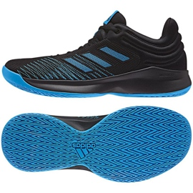 Košarkaške cipele adidas PRO Spark Low 2018 M AC8518 crna