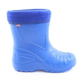 Plava Dječje cipele Befado galoskie-chabrowy 162P106