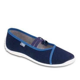 Cipele za mlade Befado 345Q158 mornarica