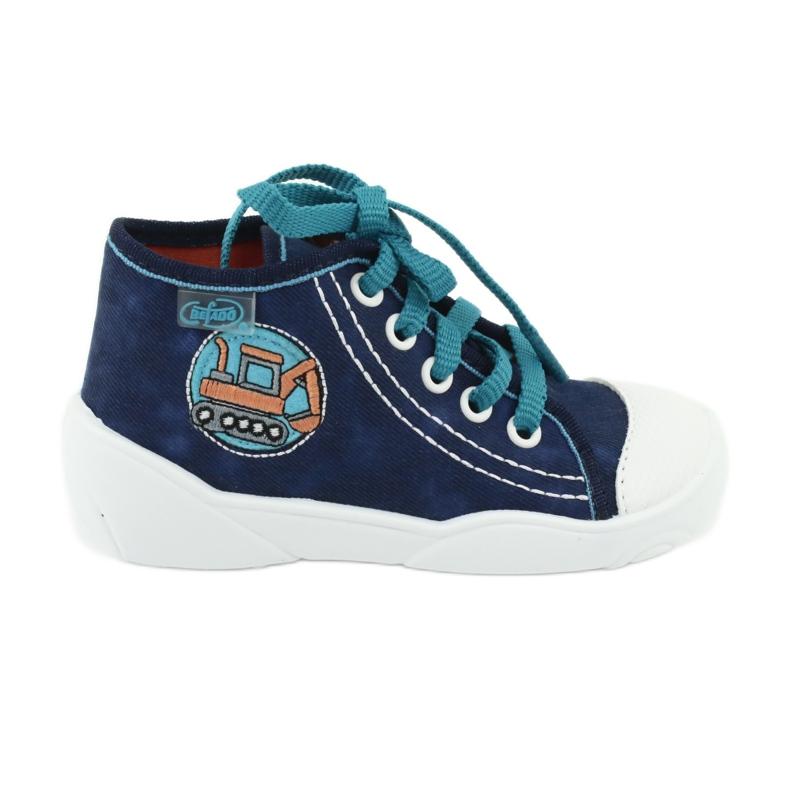 Kék Befado gyermekcipő 218P054