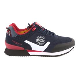 Big Star 174175 fekete cipők