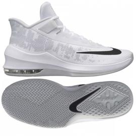 Košarkaške cipele Nike Air Max Infuriate 2 Mid M AA7066-100 bijela bijela