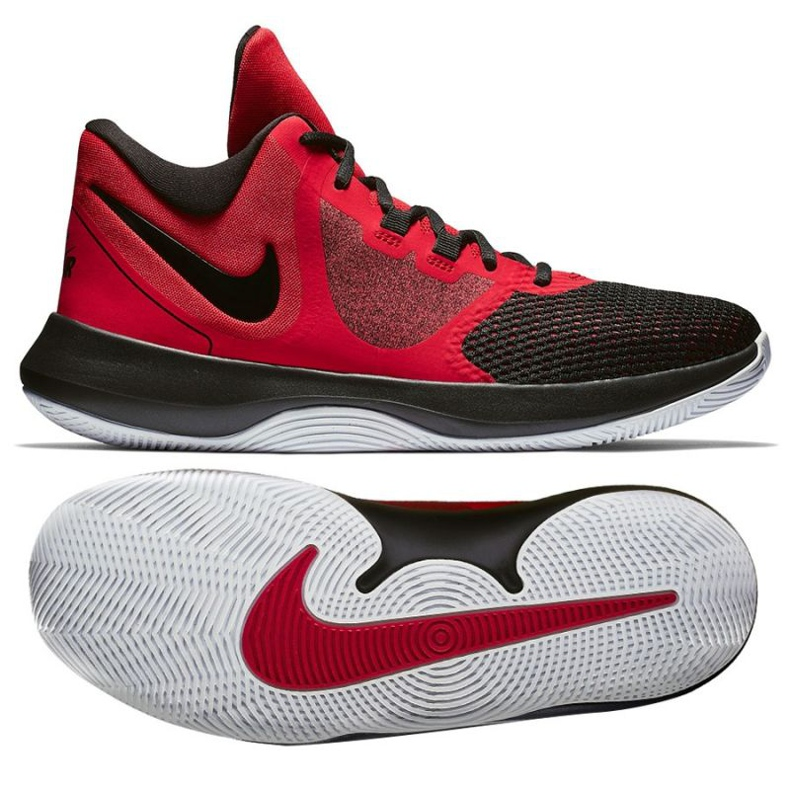 Košarkaške cipele Nike Air Precision Ii M crvena