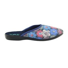 3D papuče šarenih cvijeća Adanex