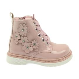 American Club rózsaszín Amerikai csizma csizma csizma gyermekcipők 1424
