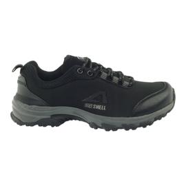 American Club Američke sportske cipele ženske vodootporne meke vrpce 1802 crne crna
