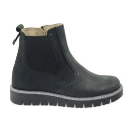 Ren But crna Djevojke čizme Ren Ali 4389 crne