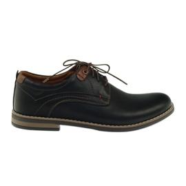 Riko muške cipele s vezicom za gležanj 842